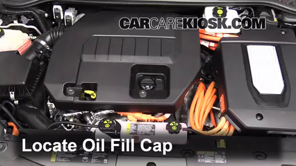 2013 Chevrolet Volt 1.4L 4 Cyl. Huile