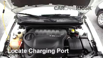 2013 Dodge Avenger SE 3.6L V6 FlexFuel Air Conditioner