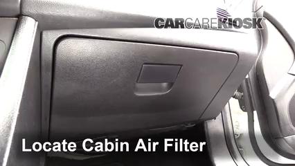 2013 Dodge Avenger SE 3.6L V6 FlexFuel Air Filter (Cabin)