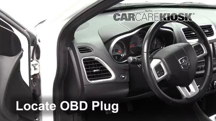 2013 Dodge Avenger SE 3.6L V6 FlexFuel Check Engine Light