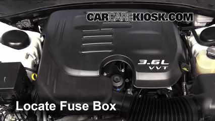 2013 Dodge Charger SE 3.6L V6 FlexFuel Fusible (motor)