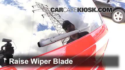 2013 Dodge Durango RT 5.7L V8 Windshield Wiper Blade (Rear)