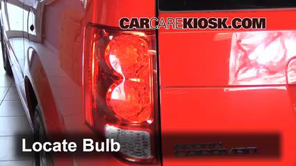 2013 Dodge Grand Caravan SXT 3.6L V6 Lights