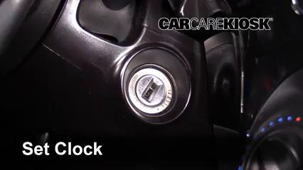 2013 Fiat 500 Abarth 1.4L 4 Cyl. Turbo Horloge