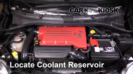 2013 Fiat 500 Abarth 1.4L 4 Cyl. Turbo Antigel (Liquide de Refroidissement)