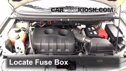 2013 Ford Edge SE 2.0L 4 Cyl. Turbo Fuse (Engine)