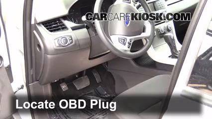 2013 Ford Edge SE 2.0L 4 Cyl. Turbo Compruebe la luz del motor Diagnosticar