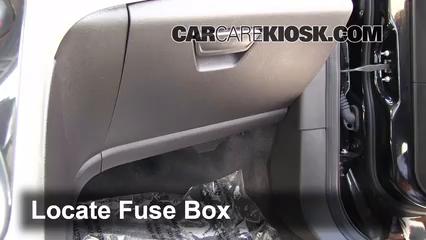 2013 Ford Escape SEL 2.0L 4 Cyl. Turbo Fusible (intérieur)