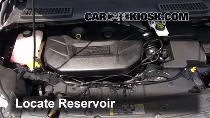 2013 Ford Escape SEL 2.0L 4 Cyl. Turbo Liquide essuie-glace