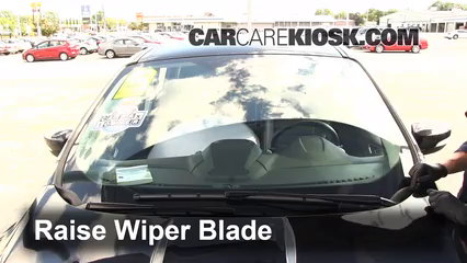 2013 Ford Escape SEL 2.0L 4 Cyl. Turbo Balais essuie-glace avant