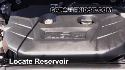 2013 Ford Fusion SE 2.0L 4 Cyl. Turbo Liquide essuie-glace