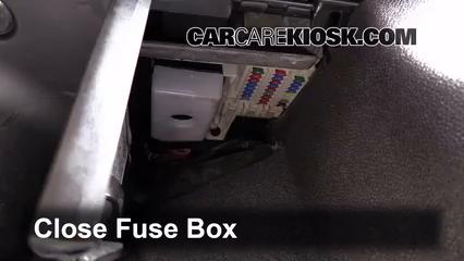 Interior Fuse Box Location 2007 2016 Gmc Acadia 2013 Gmc Acadia Slt 3 6l V6