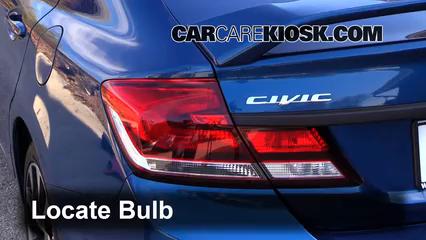 2013 Honda Civic Si 2.4L 4 Cyl. Sedan Éclairage