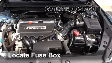 2013 Honda Crosstour EX-L 2.4L 4 Cyl. Fuse (Engine)