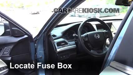 2013 Honda Crosstour EX-L 2.4L 4 Cyl. Fuse (Interior)