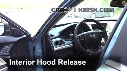 2013 Honda Crosstour EX-L 2.4L 4 Cyl. Belts