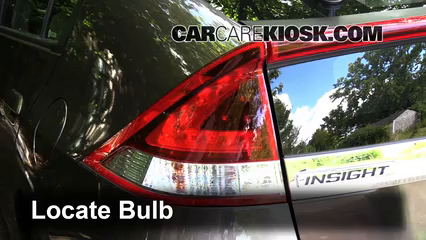 2013 Honda Insight LX 1.3L 4 Cyl. Éclairage