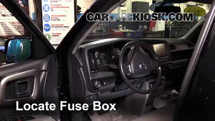2013 Honda Ridgeline RTL 3.5L V6 Fusible (intérieur)