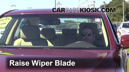 2013 Hyundai Genesis 3.8 3.8L V6 Windshield Wiper Blade (Front)