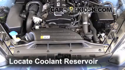 2013 Hyundai Genesis Coupe 2.0T Premium 2.0L 4 Cyl. Turbo Antigel (Liquide de Refroidissement)
