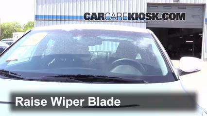 2013 Hyundai Veloster Turbo 1.6L 4 Cyl. Turbo Balais essuie-glace avant