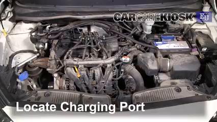 2013 Hyundai i20 Classic 1.2L 4 Cyl. Climatisation