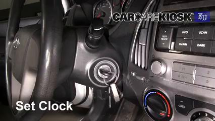 2013 Hyundai i20 Classic 1.2L 4 Cyl. Horloge