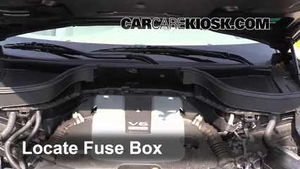 2013 Infiniti FX37 3.7L V6 Fusible (moteur)