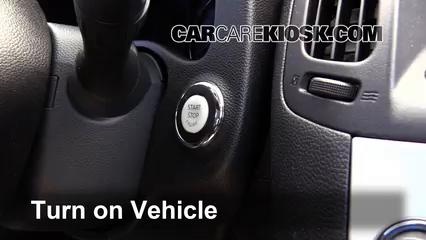 2013 Infiniti G37 X 3.7L V6 Coupe Bluetooth