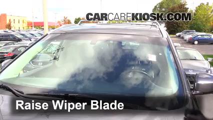 2013 Infiniti JX35 3.5L V6 Windshield Wiper Blade (Front)