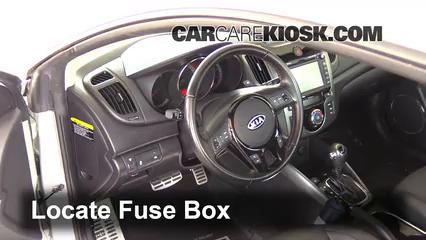 2013 Kia Forte Koup SX 2.4L 4 Cyl. Fuse (Interior)