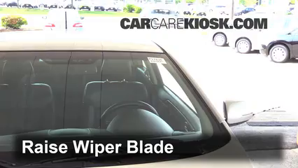 2013 Kia Forte Koup SX 2.4L 4 Cyl. Windshield Wiper Blade (Front)