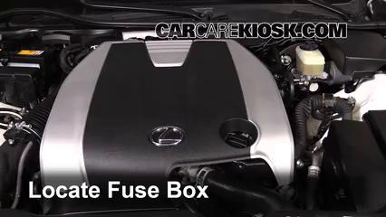 2013 Lexus GS350 3.5L V6 Fuse (Engine)