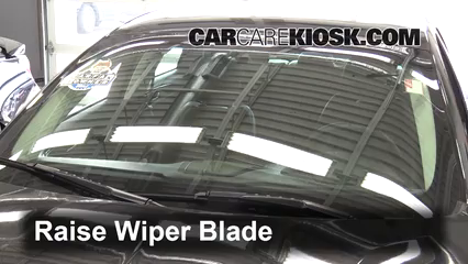 2013 Lincoln MKZ 2.0L 4 Cyl. Turbo Windshield Wiper Blade (Front)