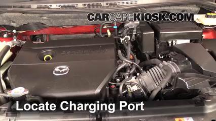 2013 Mazda 5 Sport 2.5L 4 Cyl. Air Conditioner