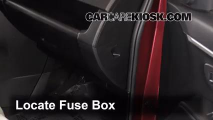2013 Mazda 5 Sport 2.5L 4 Cyl. Fuse (Interior)