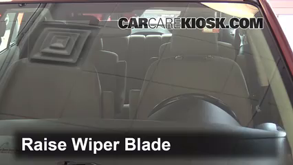 2013 Mazda 5 Sport 2.5L 4 Cyl. Windshield Wiper Blade (Front)