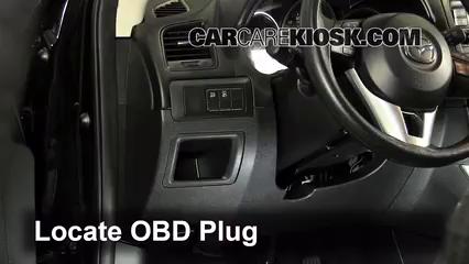 2013 Mazda CX-5 Sport 2.0L 4 Cyl. Check Engine Light