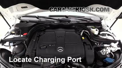 2013 Mercedes-Benz C300 4Matic Sport 3.5L V6 Air Conditioner
