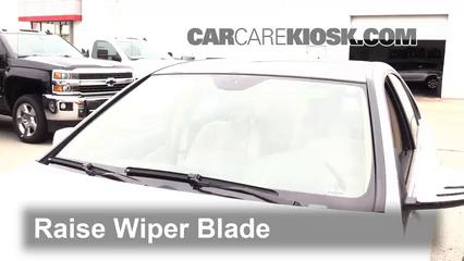 2013 Mercedes-Benz C300 4Matic Sport 3.5L V6 Windshield Wiper Blade (Front)
