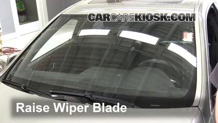 2013 Mercedes-Benz E350 4Matic 3.5L V6 Sedan Windshield Wiper Blade (Front) Replace Wiper Blades