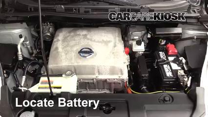 2013 Nissan Leaf SL Electric Batería