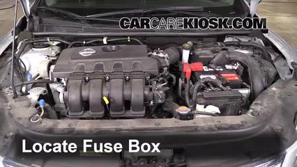 2013 Nissan Sentra SV 1.8L 4 Cyl. Fuse (Engine)