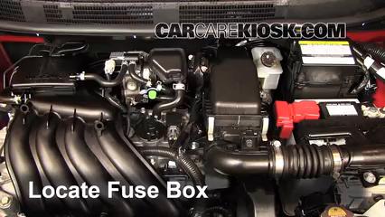 2013 Nissan Versa 1.6 SL 1.6L 4 Cyl. Fuse (Engine)