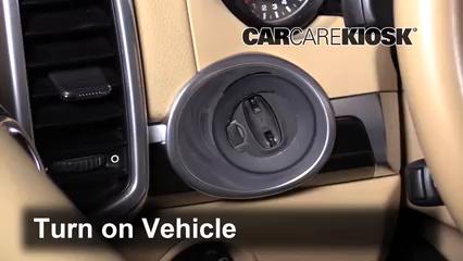 2013 Porsche Cayenne 3.6L V6 Bluetooth