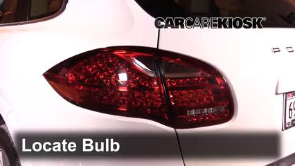 2013 Porsche Cayenne 3.6L V6 Luces