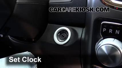 2013 Ram 1500 Sport 5.7L V8 Crew Cab Pickup Clock