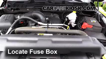 2013 Ram 1500 Sport 5.7L V8 Crew Cab Pickup Fuse (Engine)