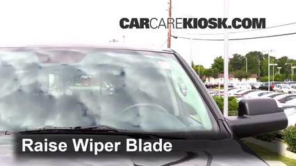 2013 Ram 1500 Sport 5.7L V8 Crew Cab Pickup Windshield Wiper Blade (Front)