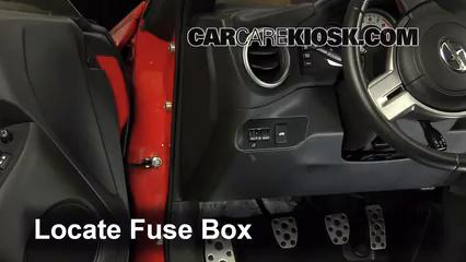 2013 Scion FR-S 2.0L 4 Cyl. Fuse (Interior)